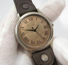FOSSIL, Roman Dial,Cargo Distressed Early, Brown Leather Band, UNISEX WATCH, 873