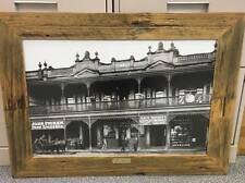 7 high detailed frames with historical photos of Waragul size (55cm x 75cm)
