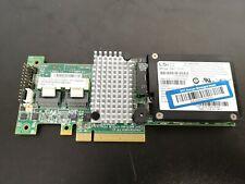 IBM ServeRaid M5015 Server PCI-E SAS/SATA RAID Controller Card Battery 46M0851