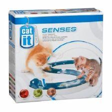 Catit Senses Activity Play Circuit Cat Kitten Interactive Ball Exercise Game Toy