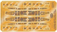 PARAGRAFIX PGX138 1/4105 Battlestar Galactica Hull Inserts Photo-Etch MOEBIUS