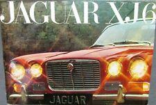 JAGUAR XJ6 RESTORATION BOOK RESTORE MANUAL ENTHUSIAST CLUB XJ 4.2 XJ6C 1968-1987