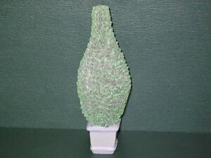 1/12th Scale...Dolls House...Tree/Bush In A Grey Coloured Pot...(Resin).