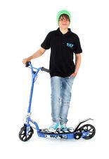 SXT Scooter ESC100.1 SXT100 Elektroscooter für Kinder blau max. 10km/h