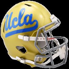 UCLA BRUINS SPEED AUTHENTIC FOOTBALL HELMET