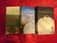 Lebensgeschichten im Dreierpack (Mark Twain, Daniel Kehlmann, Ralf Bönt)