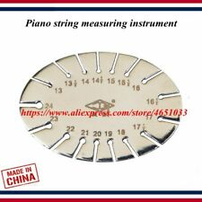 """Universal Piano Bass String S50 #1 .138/"""" Outside Diameter Replacement Strings"""
