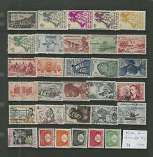 FRENCH WEST AFRICA...#8//78 & J1-J5...M & U...1944-56...Coll of 31 Diff