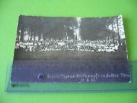 Altes Foto Reichs-Jugend-Wettkämpfe am 25.8.1929 in Lutter am Barenberge