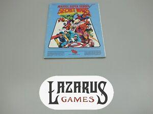Marvel Super Heroes: Secret Wars MHSP-1 (TSR 6860)