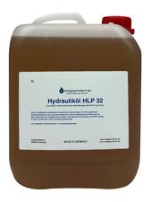 5 Liter Hydrauliköl HLP 32 ISO VG 32 nach DIN 51524 Teil 2
