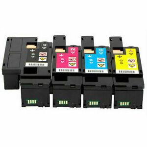 4x Compatible Toner Fuji Xerox CM115w CM225fw CP115w CP116w CP225w Printer