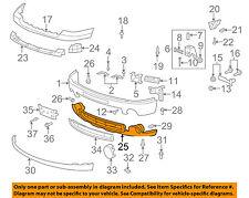 GM OEM Front Bumper-Spoiler Lip Chin Splitter 15901527