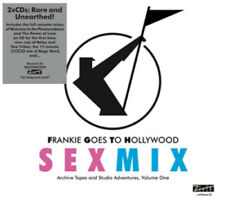 Frankie Goes to Hollywood : Sex Mix CD (2012) ***NEW***