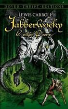 Dover Thrift Editions: Jabberwocky and Other Poems by Lewis Carroll (2001,...