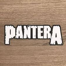 "Pantera Logo 5"" Wide Vinyl Sticker - BOGO"