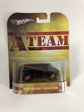 Hot Wheels Retro Entertainment Los Custom GMC Panel Van un equipo