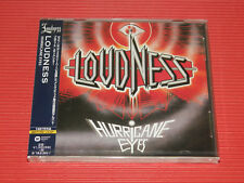 LOUDNESS HURRICANE EYES     JAPAN CD