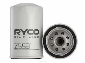 RYCO OIL FILTER FITS AUDI, SKODA, VOLKSWAGEN (Z553)