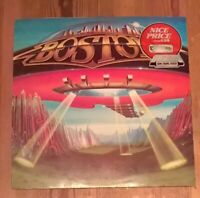 Boston ‎– Don't Look Back Vinyl LP Album 33rpm 1978 Epic ‎– EPC 32048