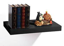 Wandregal Wandboard Bücherregal Hängeregal DVD CD Regal freischwebend #349