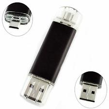 NUEVO 32GB MICRO USB & USB 2 en 1 PENDRIVE ¡! memoria flash 32g #499