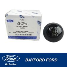 GENUINE FORD RANGER PX (XL-PLUS) 2014-2015 GEAR KNOB PLATE FROM 02/08/2012