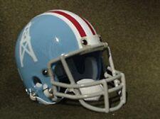 Houston Oilers football mini helmet from 1964-65