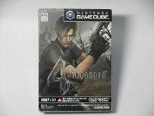 Nintendo GameCube USED Resident Evil 4. Japan Import