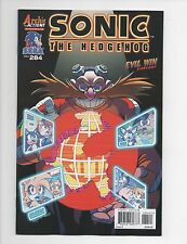 Archie Comics  Sonic The Hedgehog #284  Cover B  Variant