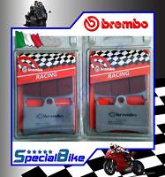 YAMAHA MT-10 2016 > BREMBO SC SINTERED BRAKE PADS 2 SETS RACING
