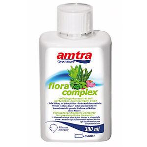 Svendita - Amtra Flora complex 300 ml  - Fertilizzante bio completo per acquario