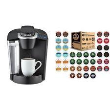 Keurig K55 Single Serve Coffee Maker BLACK 40ct Variety Pack 0f K-Cups Brewer