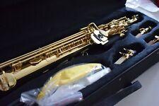 YAM.Sopransaxophon Soprano saxophone Saxofón soprano Sassofono soprano YSN