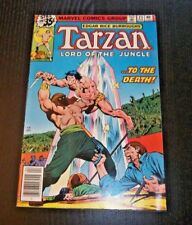 Tarzan Lord of the Jungle #23 Chapter 35 - Fight To The Death - 1979