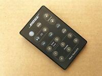 US-Bose Wave Radio/CD remote control for AWRC-1W AWRC-1G AWRC-1P black SEA# P1