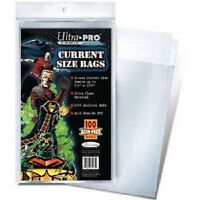 100 Ultra Pro Current  Storage Bags  Brand New Factory Sealed