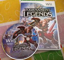 Tournament of Legends-Episches Duell Spiel für Nintendo Wii