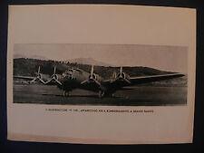Aviazione Regia Aereonautica aereo bombardier P 108 fight planes fascismo
