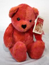 Avon Plush Talking The Year Of The Teddy Bear 100Th Anniversary With Tag 12""
