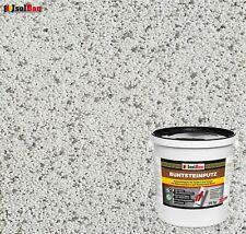 Buntsteinputz Mosaikputz BP 70 (weiss, grau) 25 kg Absolute ProfiQualität