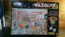 Wasgij 9 : 1000 Piece Jigsaw Puzzle .