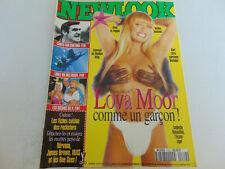 • Newlook N°129 1994 Lova Moor Oscars du X erotic nue nude sexy hot girls •
