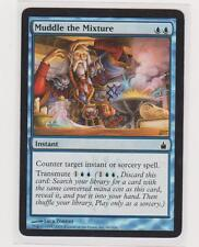4x Muddle The Mixture - Ravnica: City of Guilds MtG Magic Blue Common NMINT