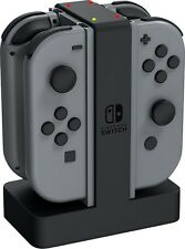 Nintendo Switch Power A Joy-Con Charging Dock * NES Pro Charge Joy Con Docks WOW