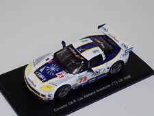 1/43 Spark Chevrolet Corvette C6-R  Car #73 24 Hours of LeMans  2008  S1489