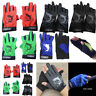 Anti-slip Fishing Gloves 3 Finger Less Waterproof Sun Protection Sports Gloves