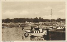 London Richmond on Thames Twickenham (Twickenham The River)Photochhrom card