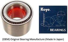 Front Wheel Hub KOYO Bearing (OEM) For 2003-2006 SUBARU BAJA