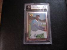 1998 Bowman Chrome Reprints Card #13 Griffey, Jr. BVG (like PSA) 7.5  NM+ NICE!